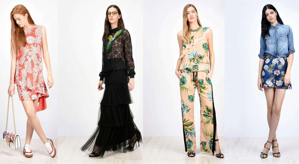 20a0a02edaf59c Pinko primavera estate 2017 collezione abbigliamento | Moda con ...