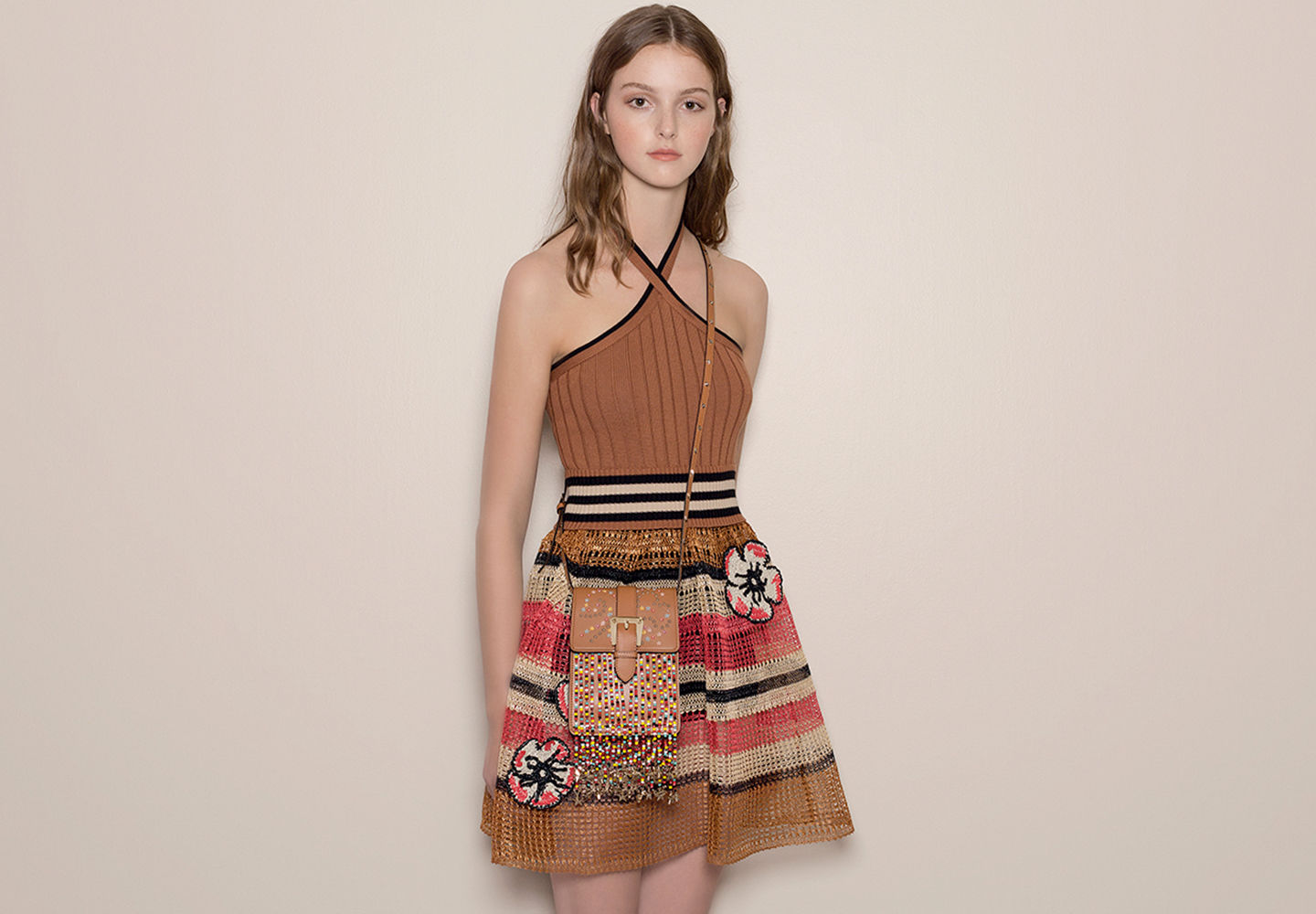 RED Valentino Gonna Con Fiori