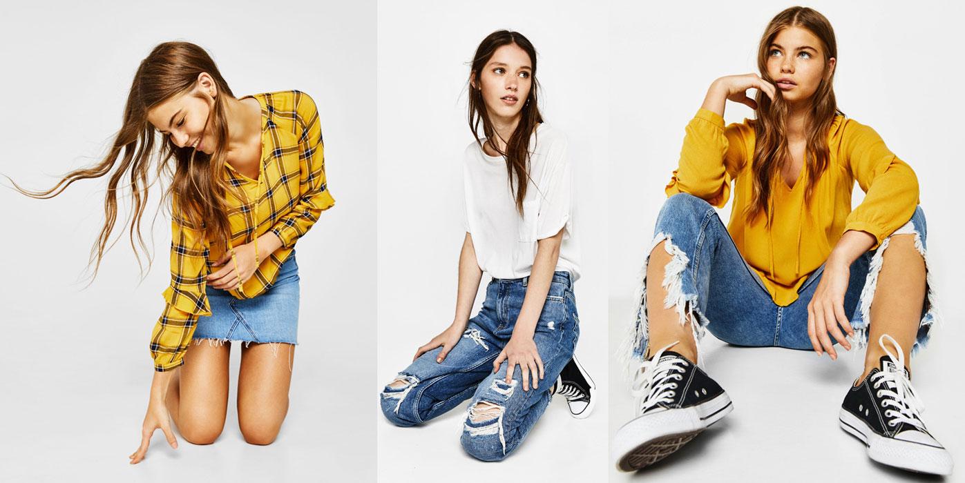 d057f1ae22 Bershka autunno inverno 2018 collezione abbigliamento | Moda con ...