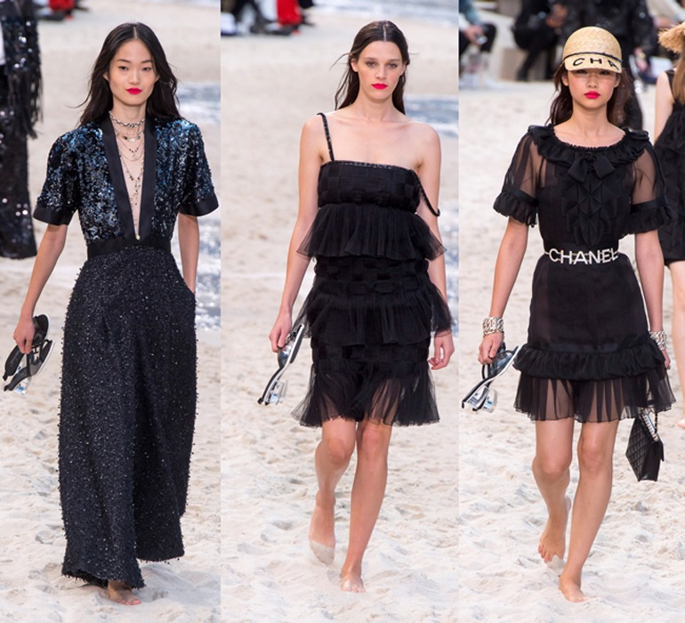 Chanel Primavera Estate 2019 Abiti