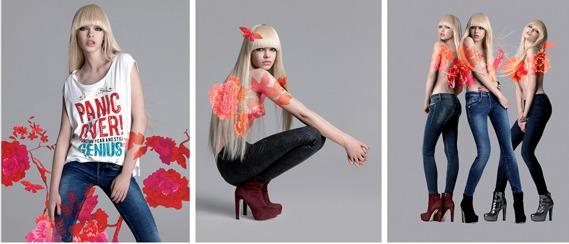 Catalogo moda Fornarina autunno inverno 2013 2014