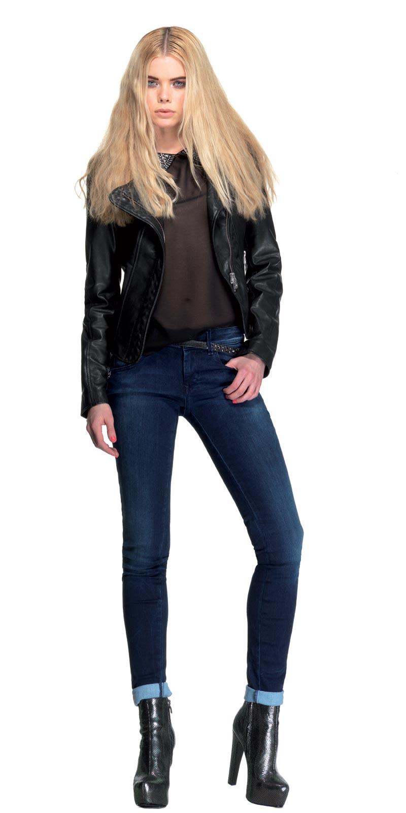 Jeans Fornarina autunno inverno 2013 2014