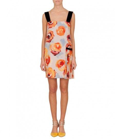 Minidress con stampa Max & Co autunno inverno 2013 2014
