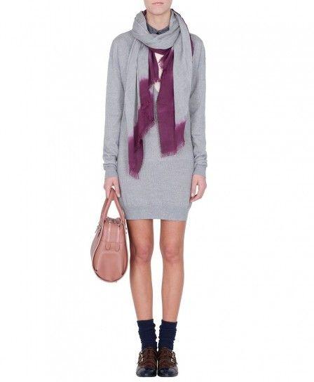 Minidress in misto lana Max & Co autunno inverno 2013 2014
