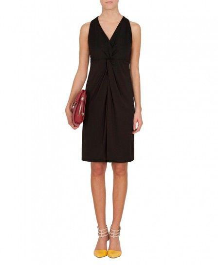 Minidress nero Max & Co autunno inverno 2013 2014