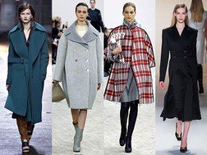Moda cappotti con stile autunno inverno 2013 2014
