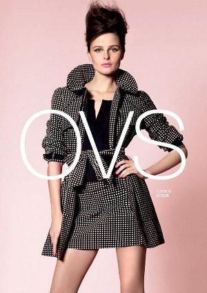 Per la donna OVS autunno inverno 2013 2014 propone tutte le tendenze moda  del momento dal camouflage alle fantasie romantiche e fiorate improntate  nelle ... 1581a7e7227