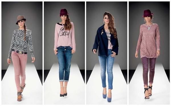 Pantaloni Denny Rose autunno inverno 2013 2014