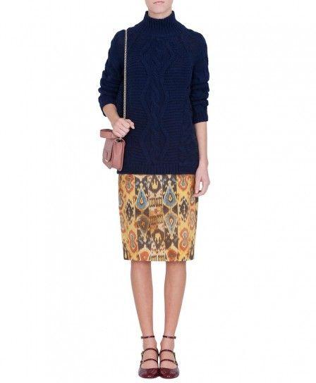 Pencil skirt Max & Co autunno inverno 2013 2014