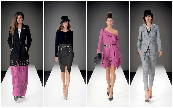 Tailleur Denny Rose autunno inverno 2013 2014