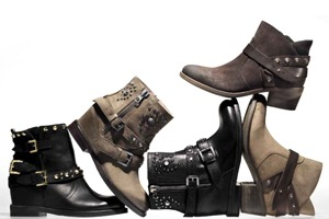 Ankle boot Geox autunno inverno 2013 2014