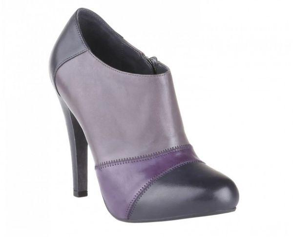 Ankle boot a punta tonda Bata autunno inverno 2013 2014