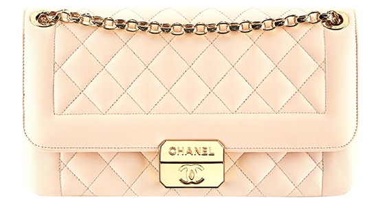 Borse a spalla con la catenella Chanel