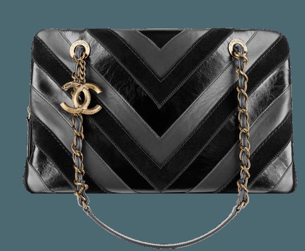 Borse bicolore Chanel