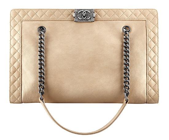Borse con manici Chanel