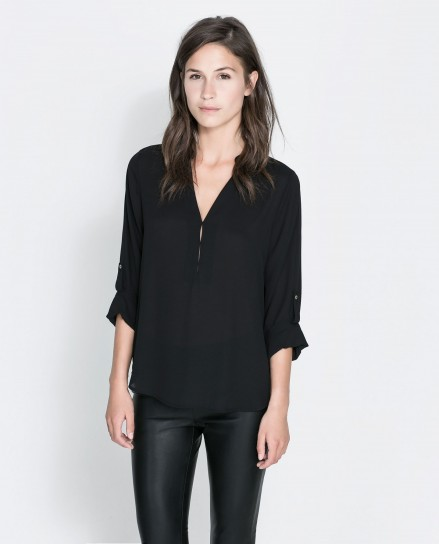 Camicia nera di Zara