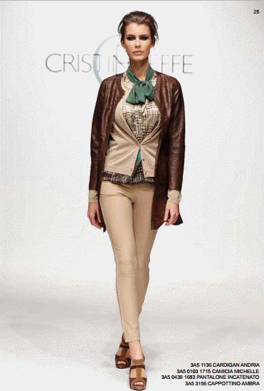 Cardigan CristinaEffe autunno inverno 2013 2014