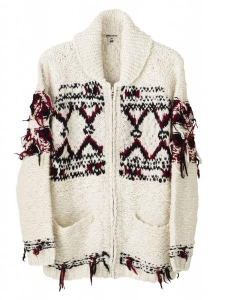Cardigan Isabel Marant per H & M