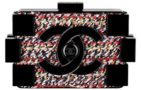 Catalogo borse Chanel autunno inverno 2013 2014