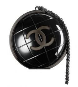 Clutch a sfera Chanel