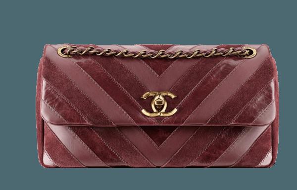Clutch a tracolla borse Chanel autunno inverno 2013 2014