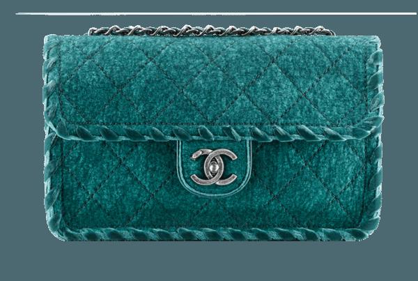 Clutch borse Chanel autunno inverno 2013 2014