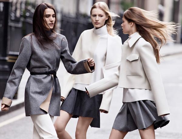 Look Zara autunno inverno 2013 2014