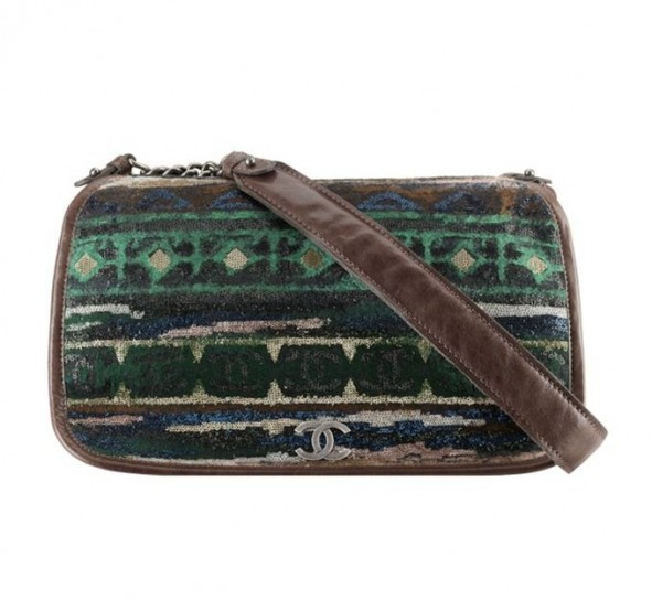 Messenger multicolo Chanel