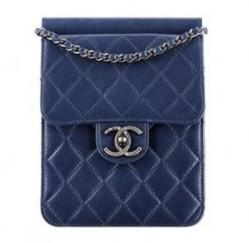 Mini handbag in pelle trapuntata Chanel