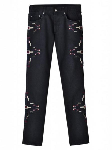 Pantalone dritto Isabel Marant per H & M