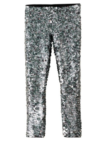 Pantaloni con paillettes Isabel Marant per H & M