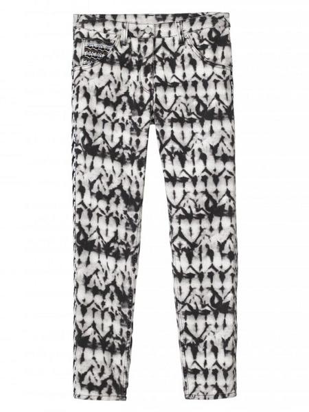 Pantaloni optical Isabel Marant per H & M