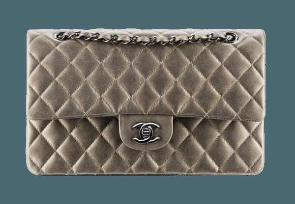 Pochette Chanel trapuntata