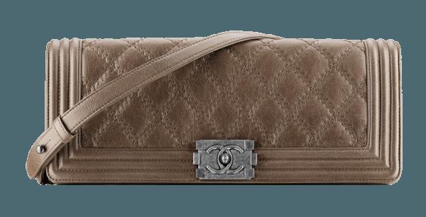 Pochette con cinturino Chanel