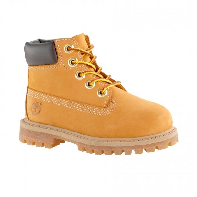 Scarpe Timberland Boot Yellow Bambino