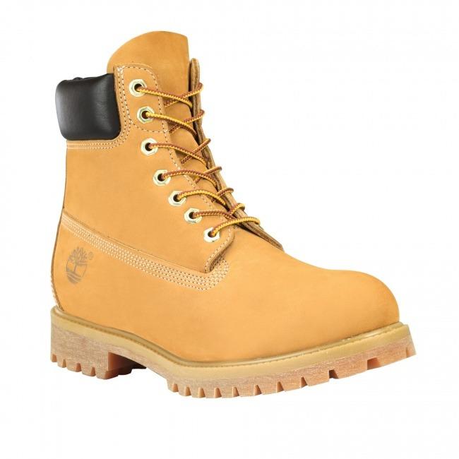 Scarpe Timberland Boot Yellow Unisex