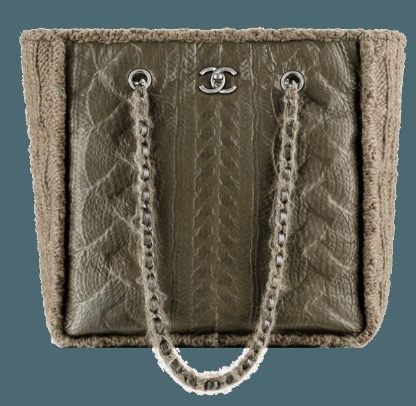 Shopping bag Chanel autunno inverno 2013 2014