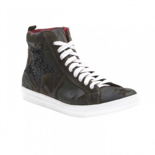 Sneakers Bata autunno inverno 2013 2014 camouflage