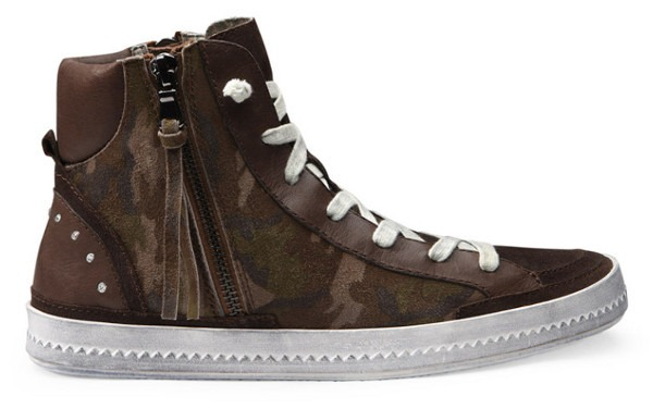 Sneakers alte Geox autunno inverno 2013 2014