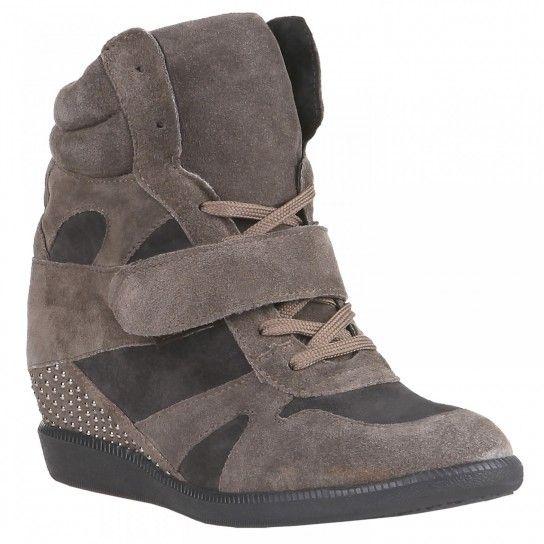 Sneakers con zeppa interna Bata autunno inverno 2013 2014