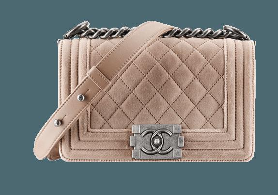 Tracolla cipria Chanel