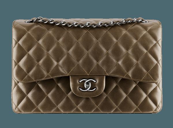 Tracolla clasica Chanel