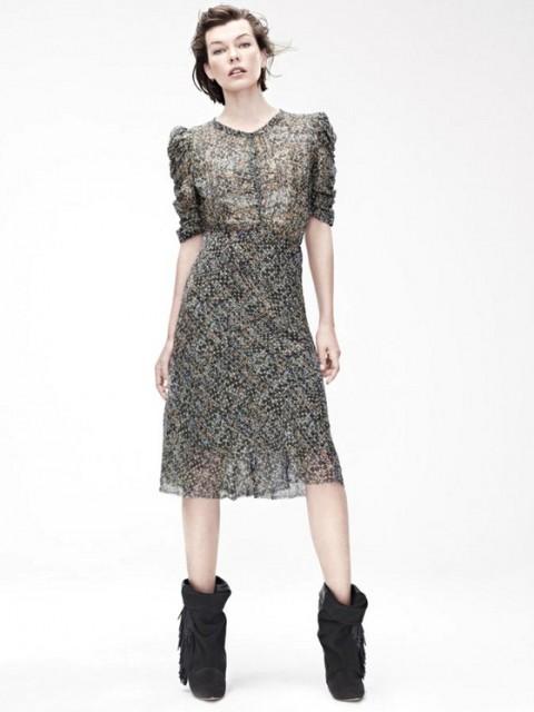 Vestito Isabel Marant per H & M