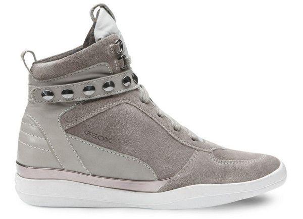 Sneakers alto Geox autunno inverno 2013 2014
