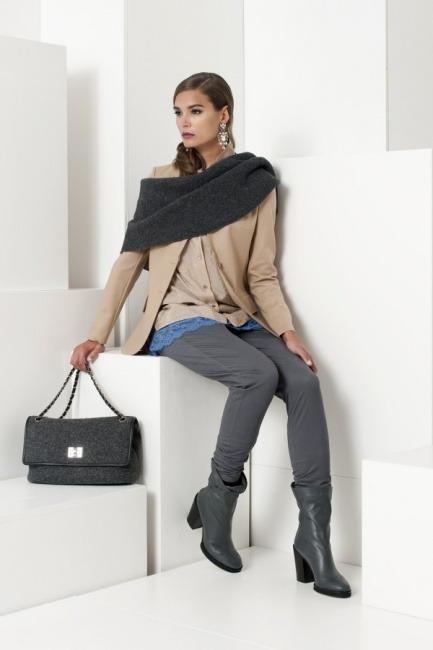 Abbigliamento Carla G autunno inverno 2014