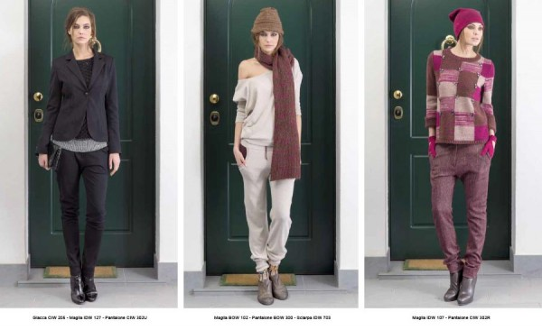Bleser Nell & Me autunno inverno 2013 2014