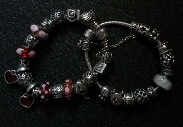 Bracciali argento Pandora
