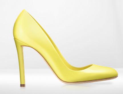Calzature donna Dior autunno inverno 2014