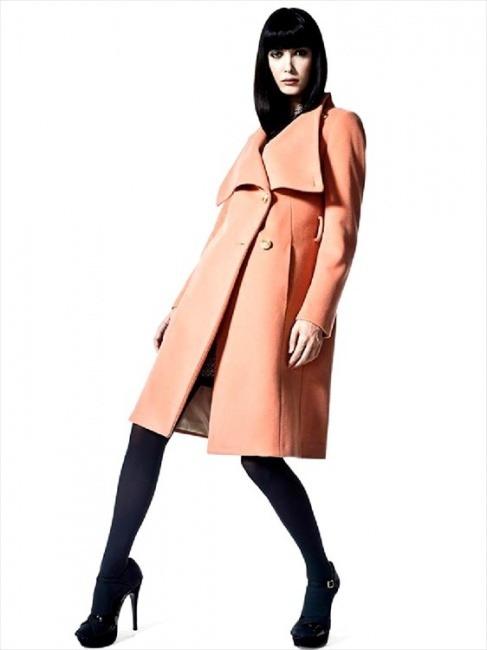 Cappotto Sisley autunno inverno 2014