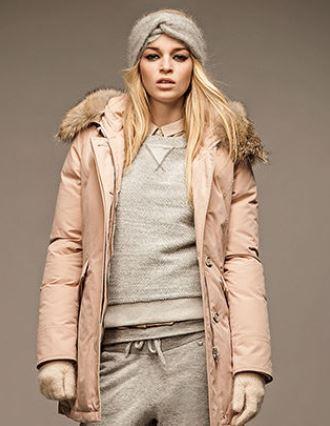 Catalogo piumini Woolrich inverno 2013 2014